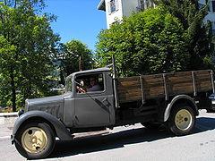 camion plateau a vendre