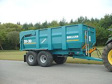 camion plateau