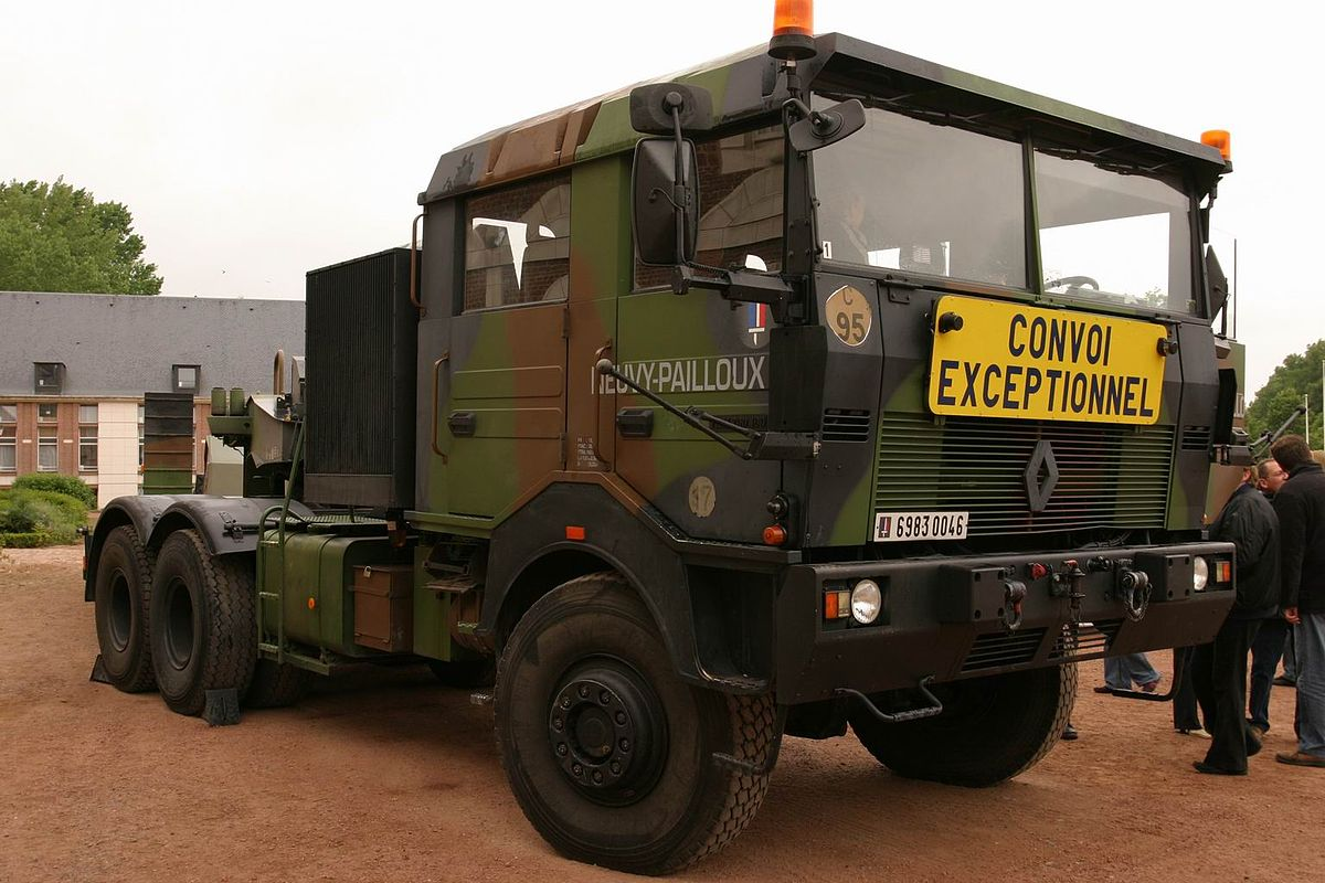 camion tracteur occasion