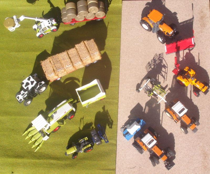 tracteur claas 870