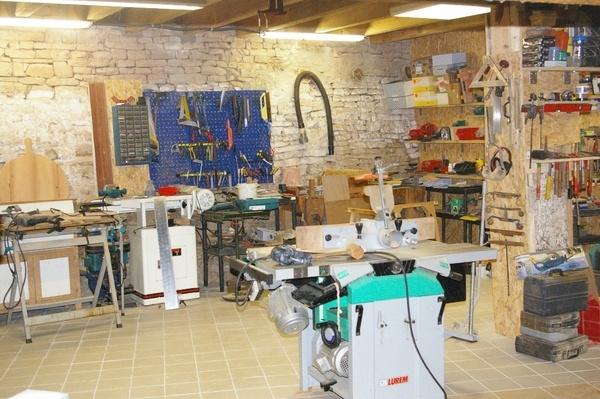 compresseur atelier