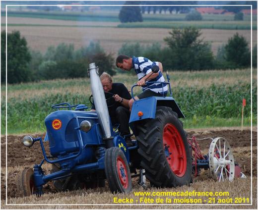 cote tracteur