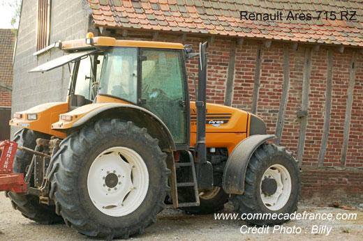 cote tracteur agricole