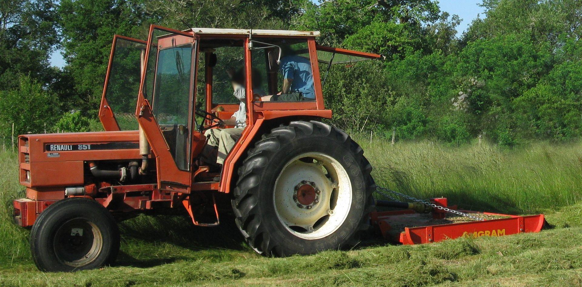 cote tracteur case