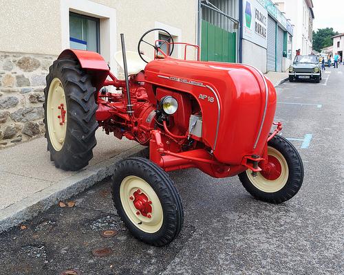 filtre a huile tracteur