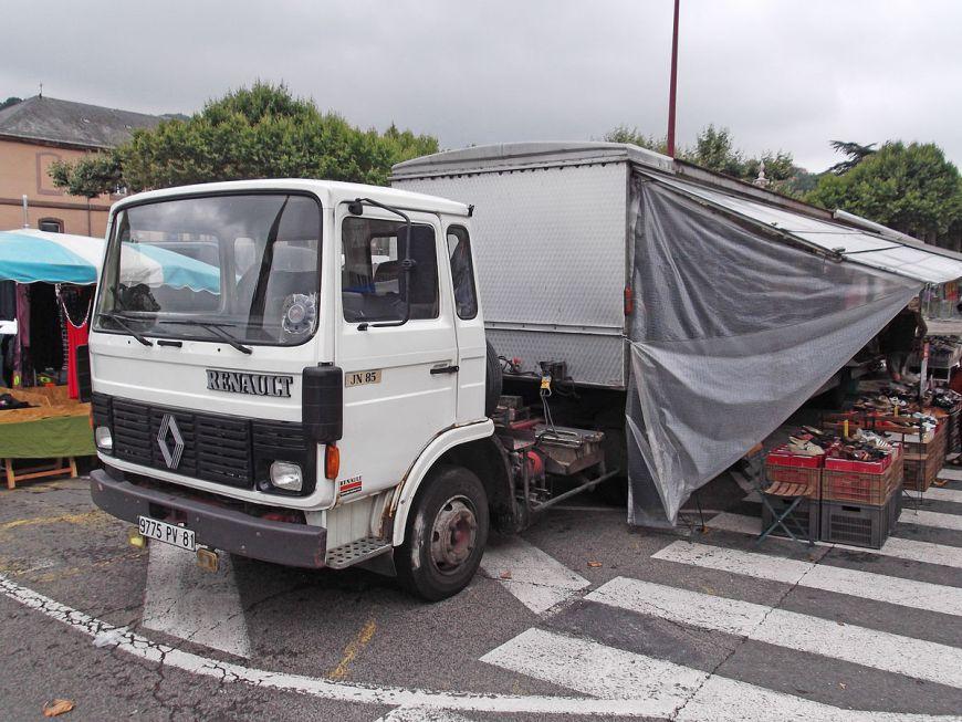 frigo camion