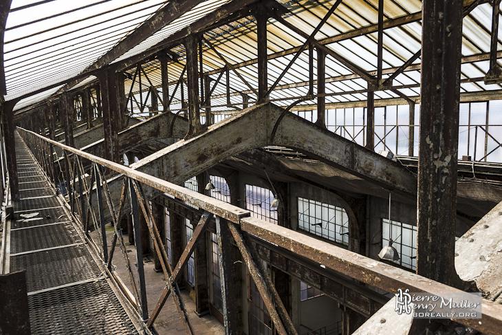 hangar a vendre