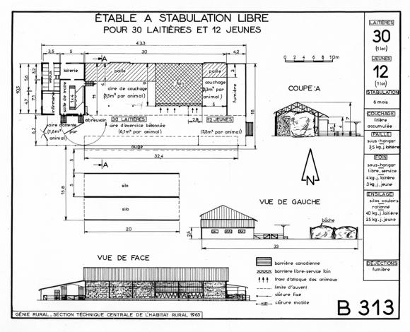hangar agricole