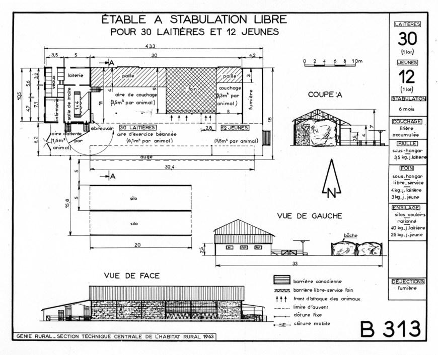hangar agricole gratuit