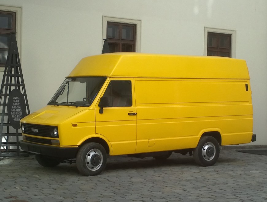 camion benne iveco 35c15 d'occasion