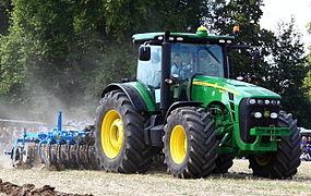 tracteur john deere 7930