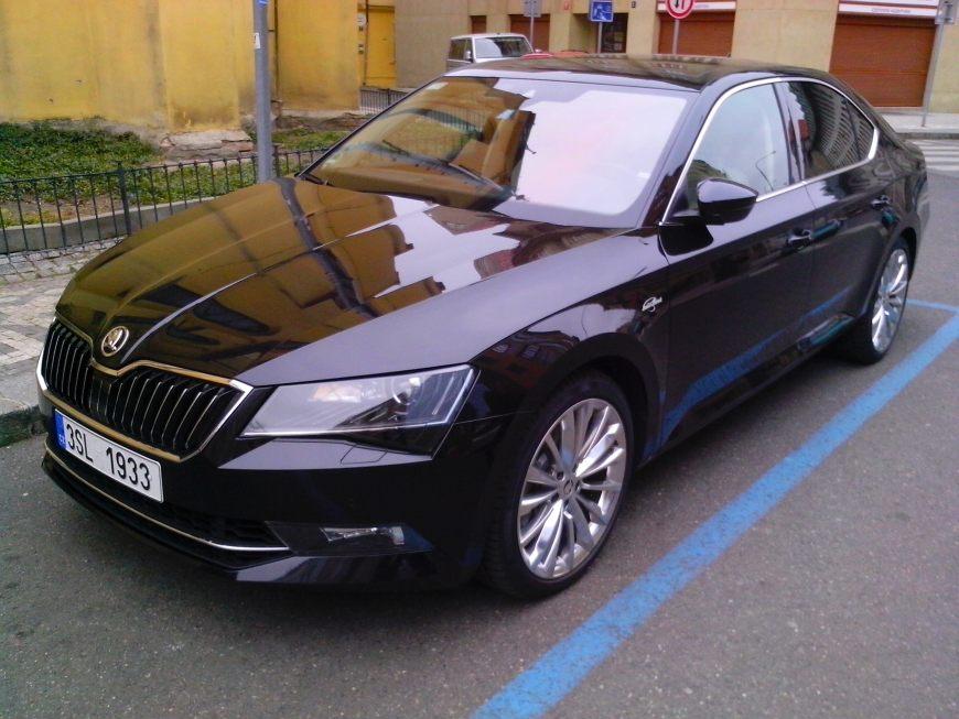 limousine d'occasion