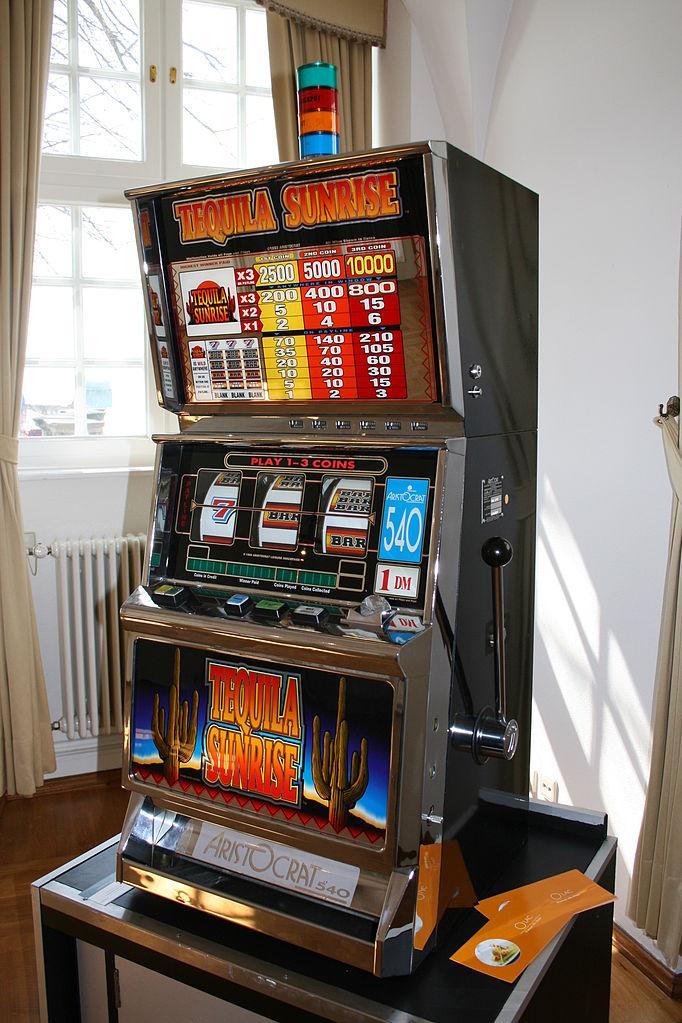 machine à sous à vendre