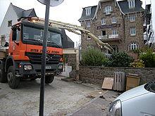 malaxeur de beton