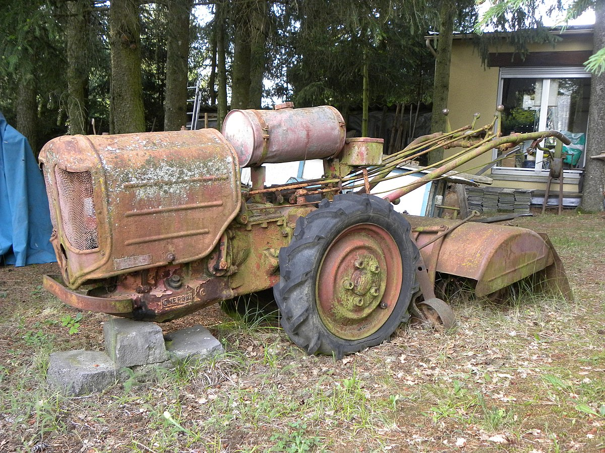 marque tracteur tondeuse