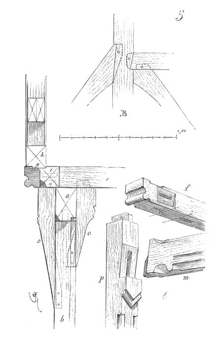 conception mur ossature bois