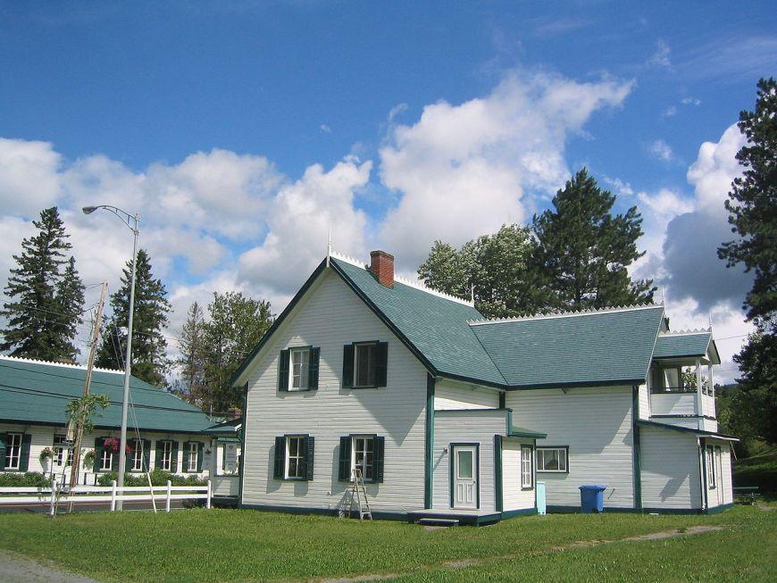 plans maisons plain pied moderne
