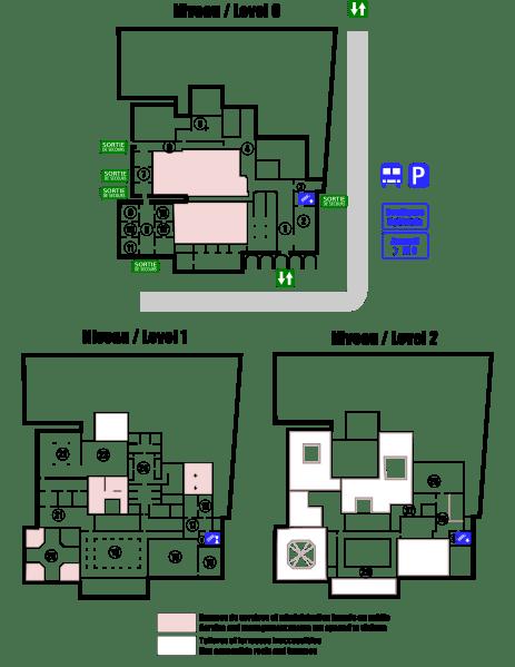 plan maison original plain pied