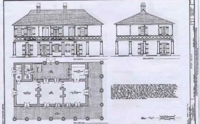 plans de maisons bois