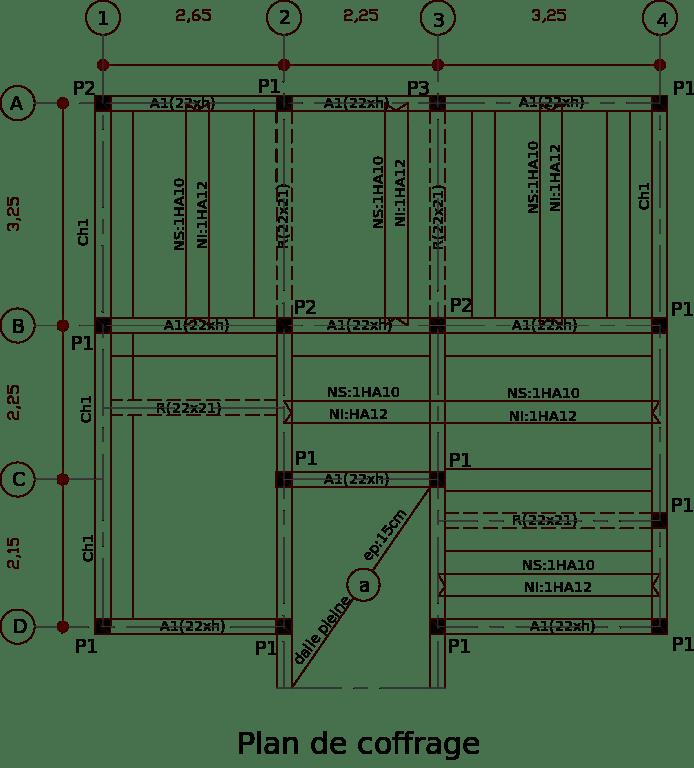 plans maison ossature bois gratuit