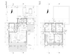 plan maison 100m2