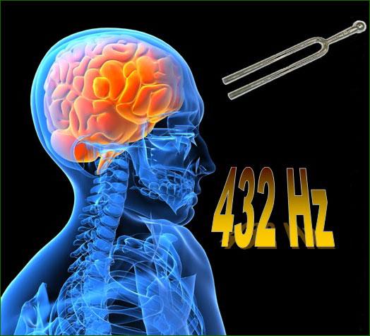 la à 432 Hz