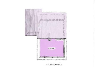 03-Plattegrond 2e verdieping kl