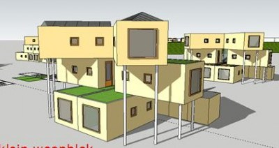 Presentatie hennepbeton Tiny house