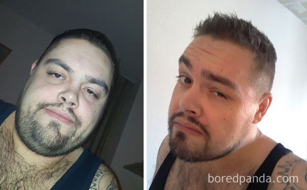25 - Přestali pít alkohol. Jak se změnila jejich tvář?