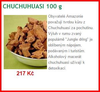 chuchuasi new - Na artrózu pomáhá Chuchuhuasi