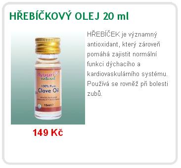 hřebíček - Hřebíčkový olej a jeho přínos pro naše zdraví (1)