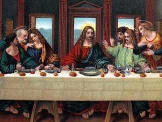 cee6653f67533d4e3c7587d43a167f0f - Na poslední večeři se pila skutečná Ježíšova krev