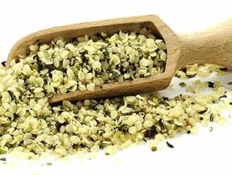 Konopná semínka jsou bohatá na zdravé tuky.