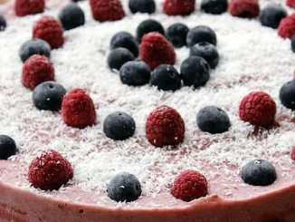 Raw dort: Chutný recept pro chvíle pohody.