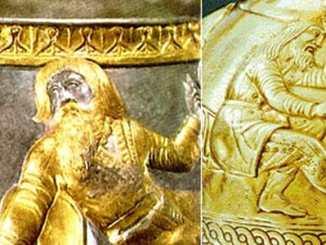 c1d51581b17e375bf529dc5ae503c7d7 - Kočovní Skytové kouřili konopí ze zlatých dýmek