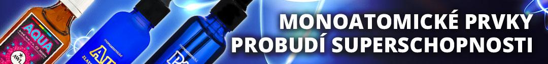 Monoatomické prvky probudí superschopnosti