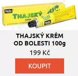 THAJSKÝ KRÉM OD BOLESTI 100g