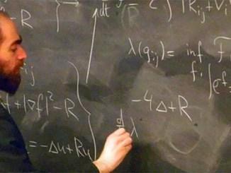 Matematik Perelman: Nejvlivnější člověk na Zemi?