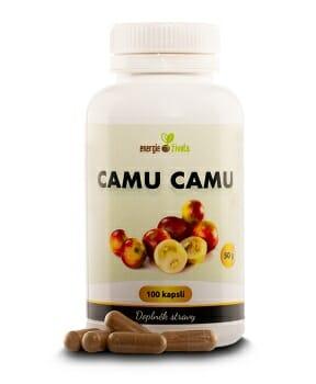 camu camu 100cps - Sedm prokázaných zdravotních benefitů camu camu