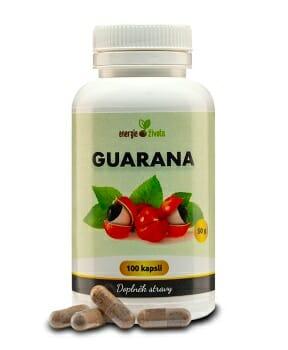 guarana 100cps - Důležitý speciál pro rodiče, učitele a lékaře