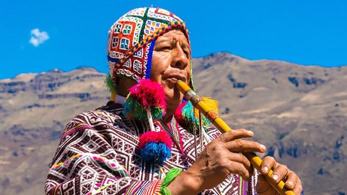 Peruánské byliny předávají sílu a navrací zdraví, což potvrzují samotní domorodí obyvatelé.