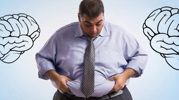 Břišní tuk může zmenšovat mozek, říká studie.