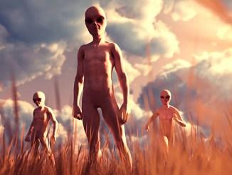 Mimozemské bytosti nás sledují jako v galaktické ZOO?