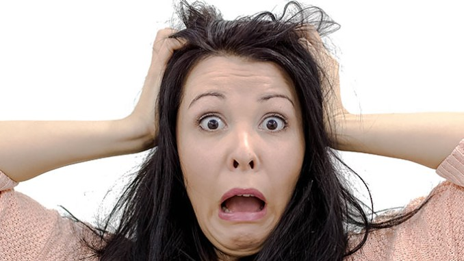 Záchvat paniky a úzkosti souvisí s nedostatkem vitamínů.