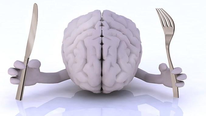 Duševní zdraví závisí na správné výživě.