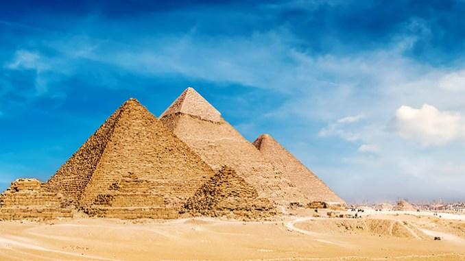Pyramida může soustřeďovat elektromagnetickou energii.
