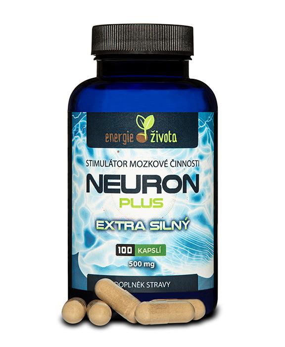 Neuron plus 500 mg 576 x 700 - Mozkové implantáty vám změní náladu