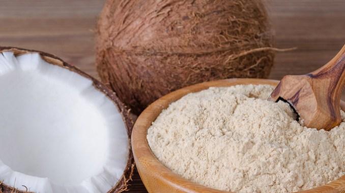 Kokosová mouka: Jak ji využít v kuchyni?