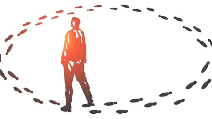 Proč se neustále motáme v kruhu?
