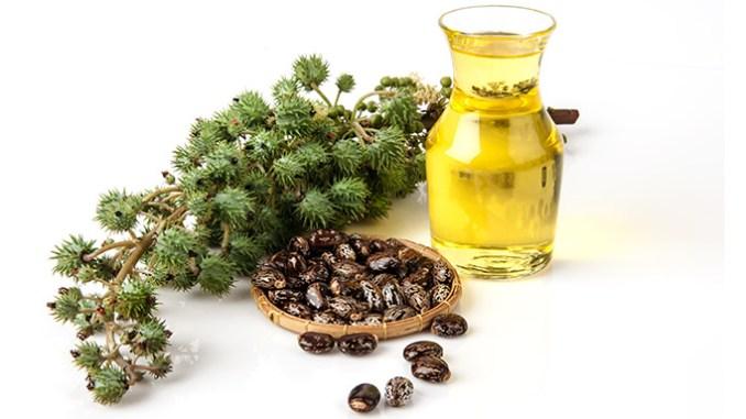 Ricinový olej pečuje o pokožku, vlasy i nehty.